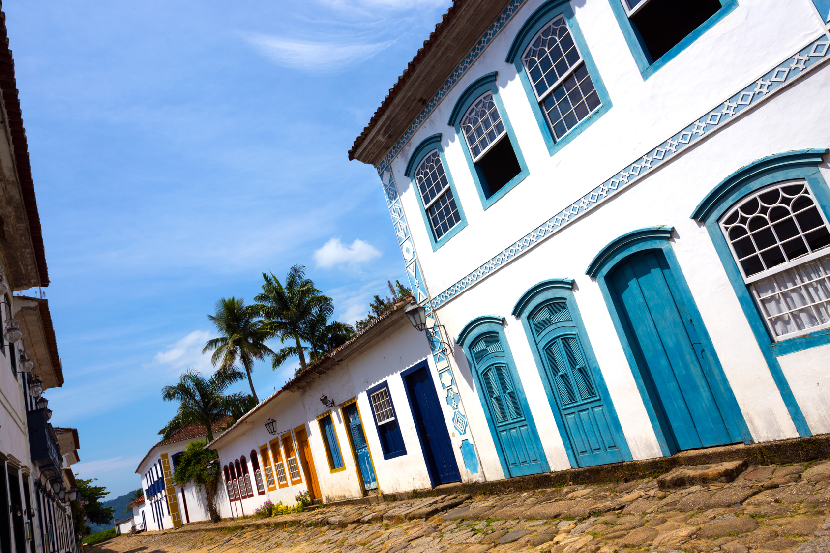 Paraty & Ubatuba. Transfer from Sao Paulo Airport or City